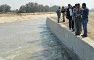 محافظ المثنى يطالب برفع تجاوزات محافظات الديوانية وبابل عن حصة المحافظة المائية ويوجه باستمرار تشغيل مشروع تعزيز التعزيز