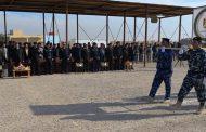 بحضور محافظ المثنى .. قيادة شرطة المحافظة تقيم احتفالية لتخرج اكثر من 350 مفوض بالشرطة