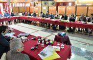 محافظ المثنى يشارك بورشة العمل الخاصة ببرنامج تنمية المناطق المحلية