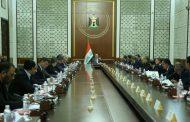 محافظ المثنى يطالب رئيس الوزراء بإكمال المشاريع المتلكئة في المحافظة