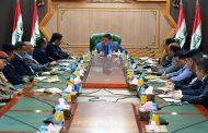 محافظ المثنى يترأس اجتماعا لرؤساء الوحدات الادارية في المحافظة