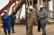 محافظ المثنى يطلع على عمل الشركات الاجنبية في الرقعة النفطية العاشرة ويجدد مطالبته لوزارة النفط باستحداث شعبة نفط المثنى