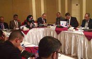 بحضور محافظ المثنى .. عقد اجتماع لدرس خطوات الشروع بقانون الصندوق الاجتماعي للتنمية في العراق