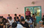تربية المثنى تنهي استعداداتها لاداء الامتحانات العامة للدراسة الاعدادية بمشاركة اكثر من 16000طالب وطالبة