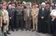 محافظ المثنى يشارك في المسيرة الحسينية الكبرى لأهالي السماوة