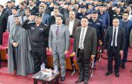 قيادة شرطة المثنى تنظم إحتفالية بمناسبة عيد الشرطة العراقية