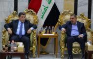 محافظ المثنى يستقبل وكيل وزارة النفط لشؤون الاستخراج