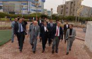 محافظ المثنى يؤكد على التنسيق المشترك بين الجامعة والحكومة المحلية وخصوصا في مجال التخطيط والتنمية