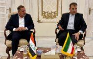 خلال لقائه محافظ أصفهان .. محافظ المثنى يدعو الشركات الايرانية المتميزة للاستثمار بالمحافظة