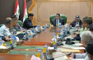 محافظ المثنى يترأس اجتماع اللجنة الامنية العليا في المحافظة