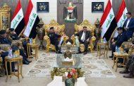 محافظ المثنى يلتقي وفدا من وزارة الداخلية
